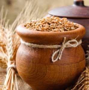 Варено жито ашуре
