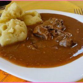 тас кебап с телешно месо